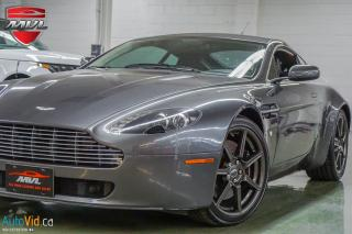 Used 2007 Aston Martin V8 Vantage Coupe for sale in Oakville, ON