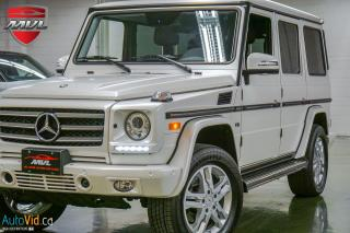 Used 2015 Mercedes-Benz G-Class 4MATIC 4dr G 550 for sale in Oakville, ON