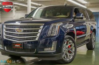 Used 2018 Cadillac Escalade ESV 4WD 4dr Platinum for sale in Oakville, ON