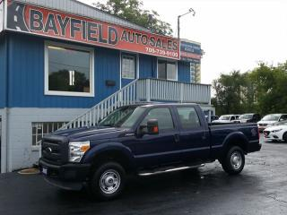 Used 2012 Ford F-250 Super Duty XL Supercrew 4x4 **Power Group/Only 34k!!!** for sale in Barrie, ON