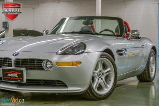 Used 2001 BMW Z8 Base for sale in Oakville, ON
