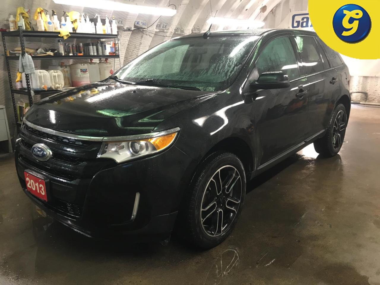 Used 2013 Ford Edge SEL*NAVIGATION*TWO TONE CLOTH/LEATHER*SUNROOF ...