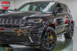 Used 2018 Jeep Grand Cherokee Trackhawk 4x4 for sale in Oakville, ON