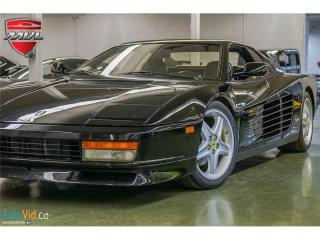 Used 1988 Ferrari Testarossa - for sale in Oakville, ON