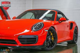 Used 2017 Porsche 911 Turbo S for sale in Oakville, ON