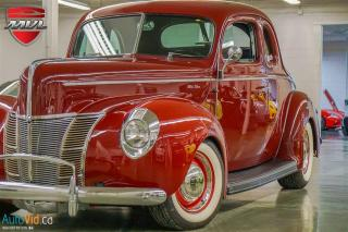 Used 1940 Ford Deluxe Coupe - for sale in Oakville, ON