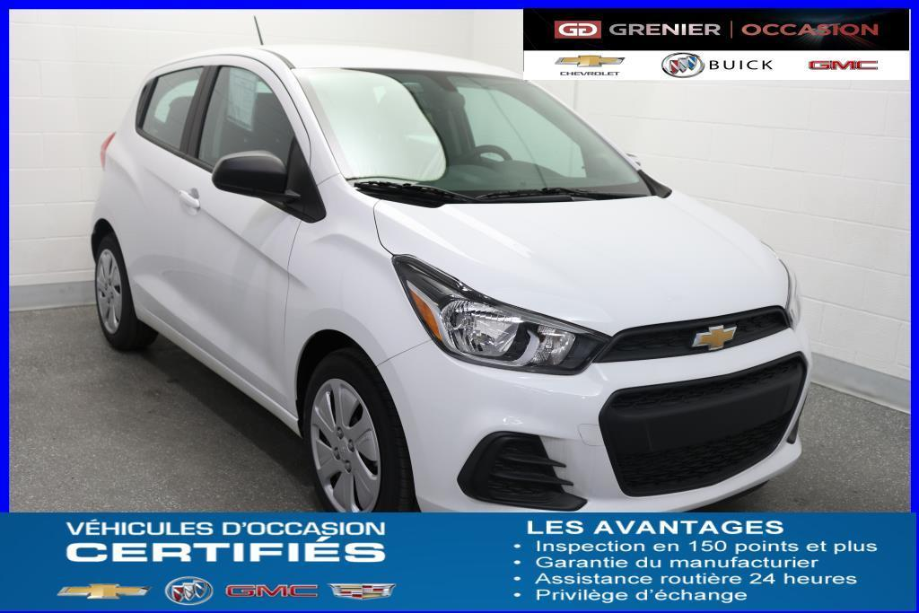 Used 2017 Chevrolet Spark Ls Cam Rec Ecr Tact For Sale In