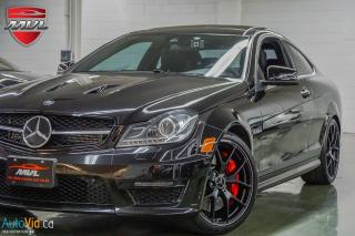 Used 2015 Mercedes-Benz C-Class 2dr Cpe C 63 AMG RWD for sale in Oakville, ON