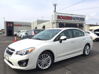 Used 2014 Subaru Impreza LTD AWD - NAVI - LEATHER - SUNROOF for sale in Oakville, ON
