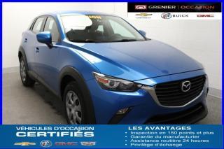 Used 2017 Mazda CX-3 Gx Nav Cam.rec for sale in Terrebonne, QC