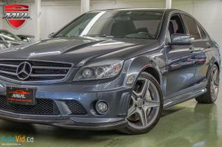 Used 2011 Mercedes-Benz C-Class 4dr Sdn C 63 RWD for sale in Oakville, ON