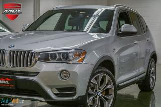 Used 2015 BMW X3 AWD 4dr xDrive28d for sale in Oakville, ON