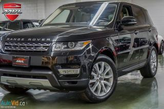 Used 2016 Land Rover Range Rover Sport 4WD 4dr Td6 HSE for sale in Oakville, ON
