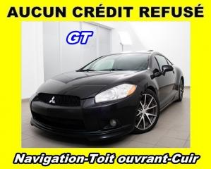Used 2011 Mitsubishi Eclipse Gt V6 T.ouvrant Cuir for sale in St-Jérôme, QC