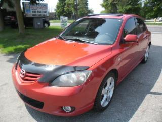 Used 2005 Mazda MAZDA3 Sport