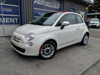 Used 2013 Fiat 500 CONVERTIBLE for sale in Boisbriand, QC