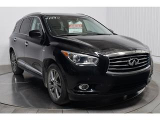 Used 2014 Infiniti QX60 Premium Pack Hybride for sale in Île-perrot, QC