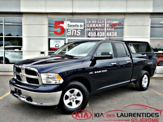 Used 2012 RAM 1500 SLT AWD for sale in Saint-jerome, QC