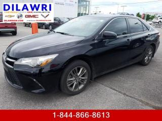 Used 2016 Toyota Camry SE for sale in Gatineau, QC