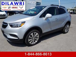 Used 2018 Buick Encore Preferred for sale in Gatineau, QC