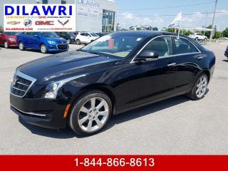Used 2015 Cadillac ATS Luxury AWD for sale in Gatineau, QC