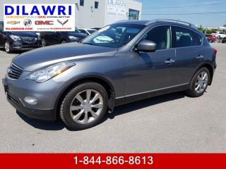 Used 2011 Infiniti EX35 Luxury for sale in Gatineau, QC