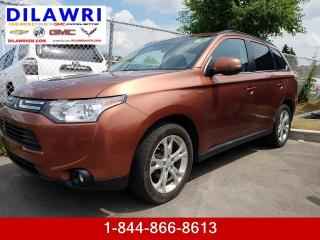 Used 2014 Mitsubishi Outlander GT for sale in Gatineau, QC