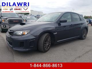 Used 2011 Subaru Impreza WRX for sale in Gatineau, QC