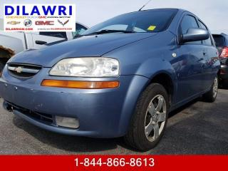 Used 2007 Chevrolet Aveo LS for sale in Gatineau, QC