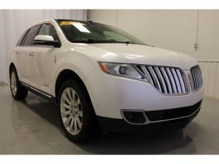 Used 2015 Lincoln MKX LTD for sale in Chateauguay, QC