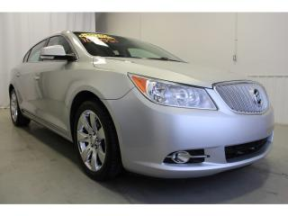 Used 2010 Buick LaCrosse CXL for sale in Châteauguay, QC