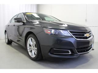 Used 2014 Chevrolet Impala 2LT for sale in Châteauguay, QC
