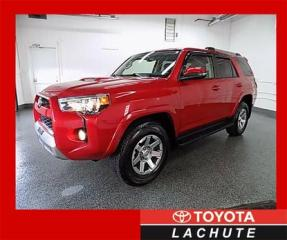 Used 2016 Toyota 4Runner Trail Edition for sale in Lachute, QC