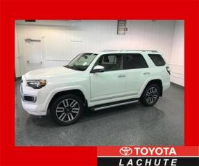 Used 2018 Toyota 4Runner LTD for sale in Lachute, QC