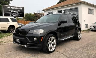 Used 2007 BMW X5 3.0si AWD 7 PASSENGERS PANO ROOF for sale in Mississauga, ON