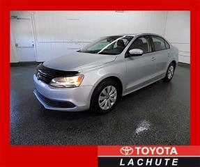 Used 2014 Volkswagen Jetta TRENDLINE+   GARANTIE 2021 !!! for sale in Lachute, QC