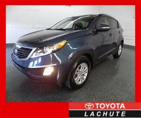 Used 2013 Kia Sportage LX BLUETOOTH GARANTIE 36 MOIS !!!! for sale in Lachute, QC
