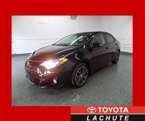Used 2016 Toyota Corolla S for sale in Lachute, QC