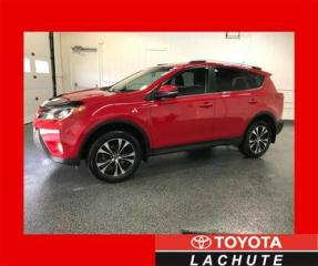 Used 2015 Toyota RAV4 50 IEME ANNIVERSSAIRE for sale in Lachute, QC