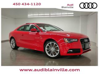 Used 2015 Audi A5 2.0t Komfort Quattro for sale in Blainville, QC