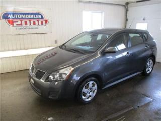 Used 2009 Pontiac Vibe Base for sale in Saint-jerome, QC