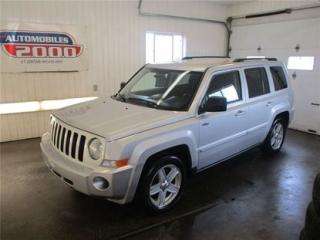 Used 2010 Jeep Patriot AWD for sale in Saint-jerome, QC