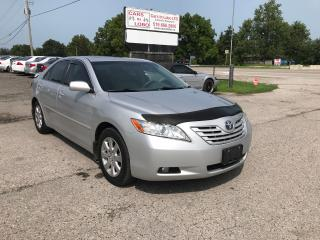 Used 2009 Toyota Camry XLE - LEATHER for sale in Komoka, ON