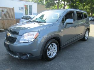 Used 2012 Chevrolet Orlando 2LT for sale in Scarborough, ON