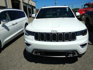Used 2018 Jeep Grand Cherokee for sale in Sherbrooke, QC