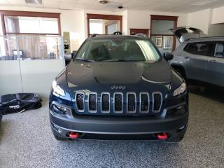 Used 2018 Jeep Cherokee for sale in Sherbrooke, QC