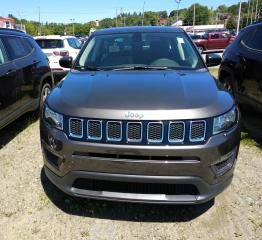 Used 2018 Jeep Compass for sale in Sherbrooke, QC