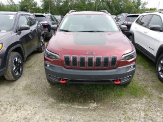 Used 2019 Jeep Cherokee for sale in Sherbrooke, QC