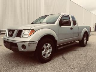 Used 2008 Nissan Frontier SE Super Cap 4 Door for sale in Mississauga, ON