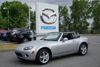 Used 2007 Mazda Miata MX-5 Gx A/c for sale in Montreal, QC
